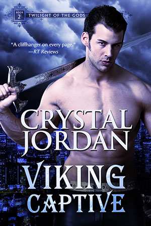 Viking Captive cover