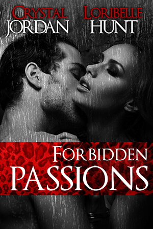 Forbidden Passions Vol. 2 cover